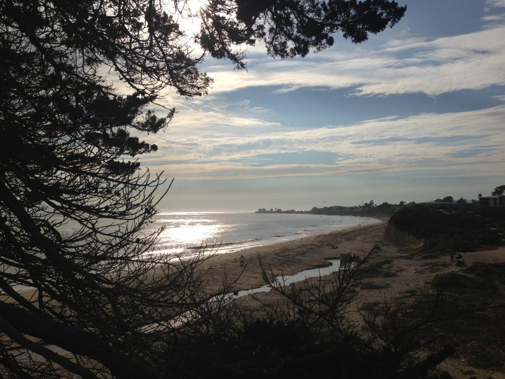 Goleta coast, Santa Barbara