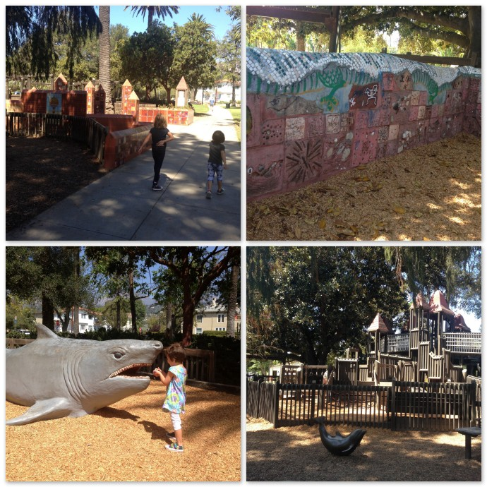 Alameda Park playground