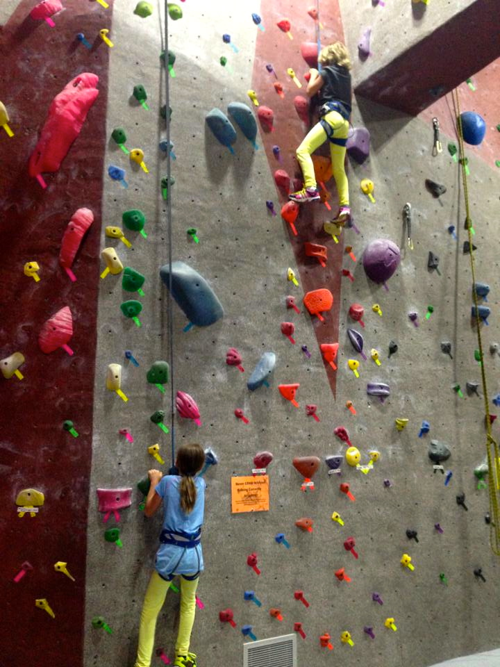 rock climbing in santa barbara