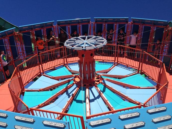 Let's get dizzy!
