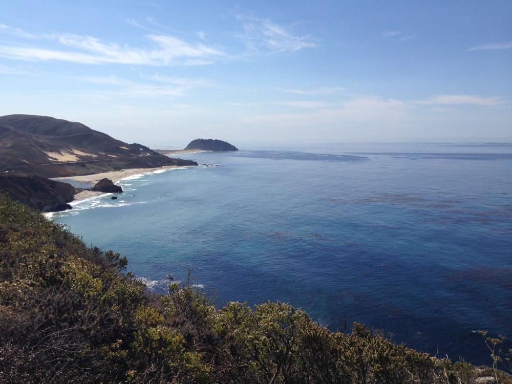 Pacific Coast California Big Sur