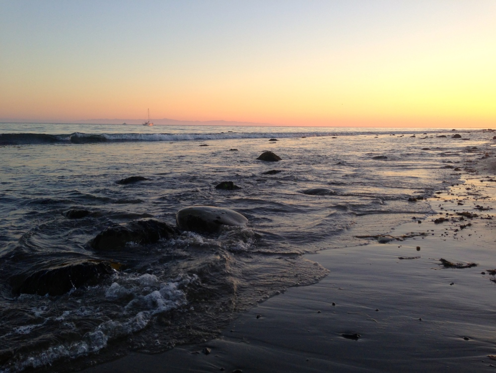 Sunset Miramar Beach 2