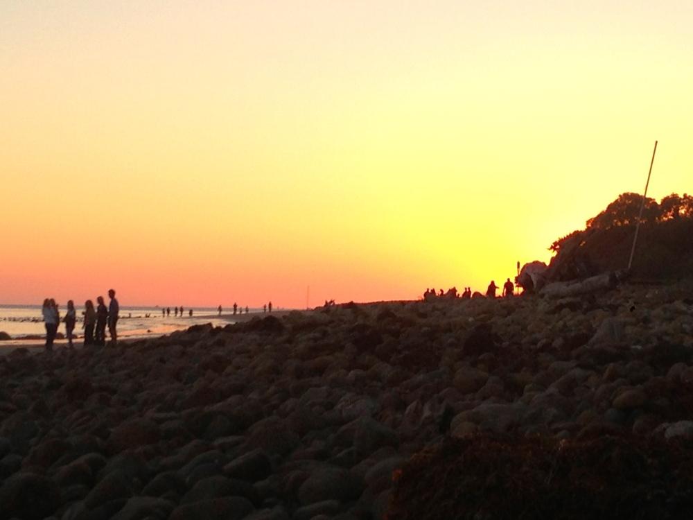 Sunset Miramar Beach 1