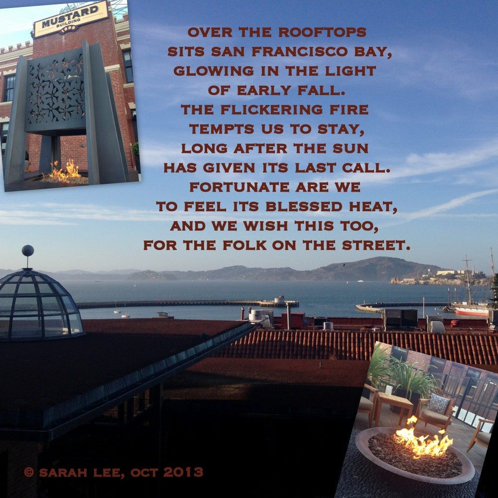 A poem of San Francisco in the Fall