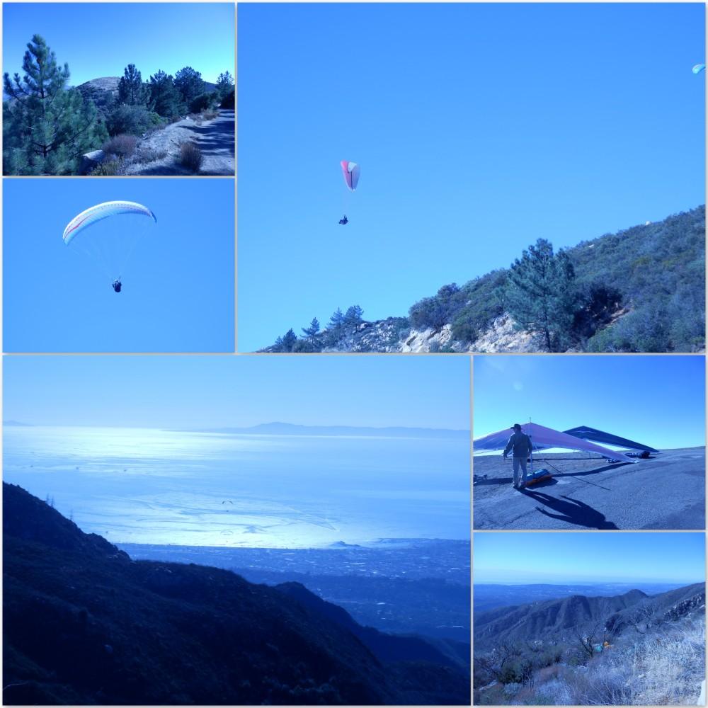 Hills overlooking Santa Barbara