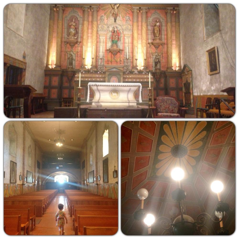 Church of the Mission Santa Barbara