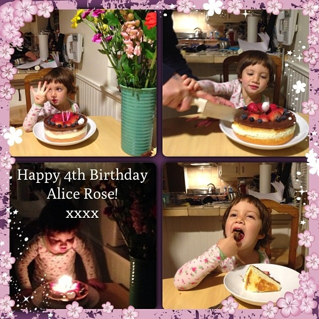 Happy Birthday Alice!