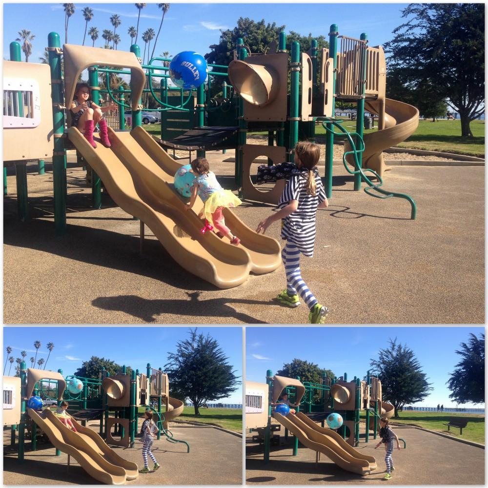 Goleta playground