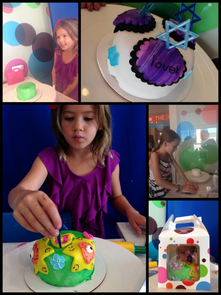 Cake decorators!