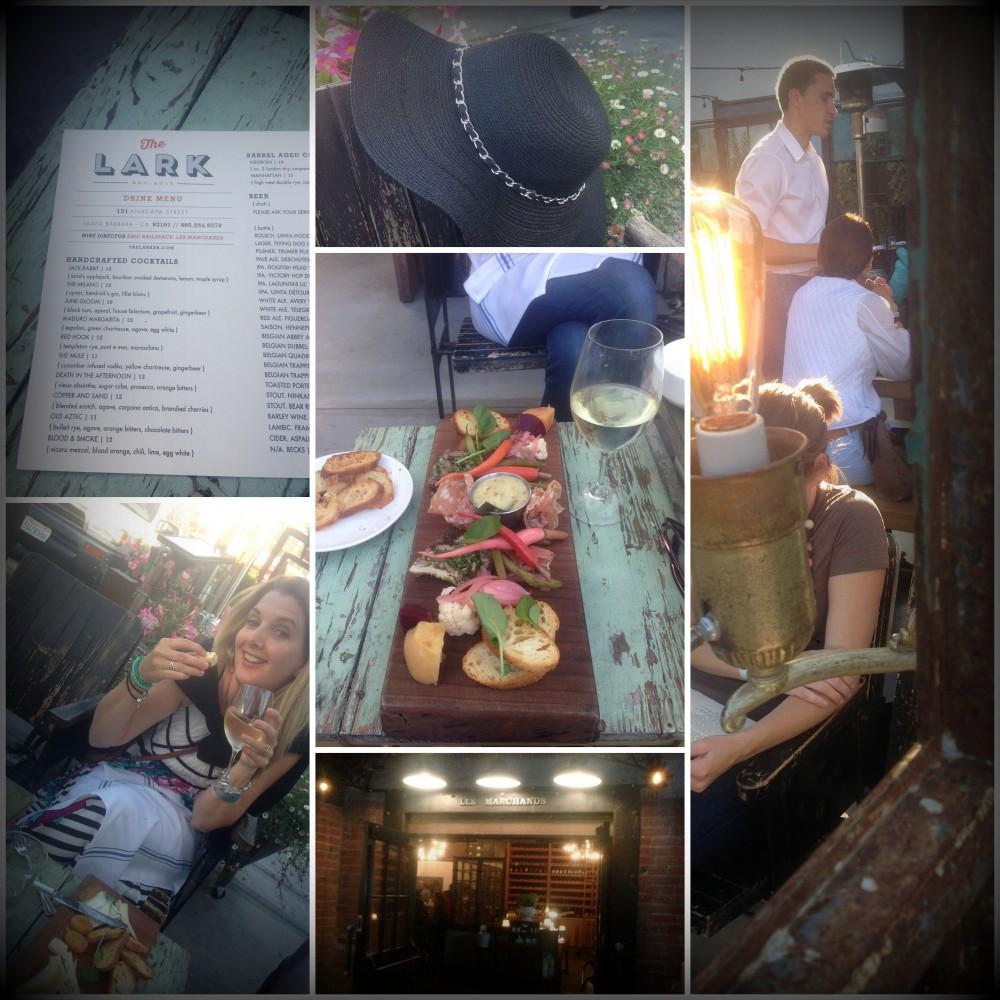 At The Lark