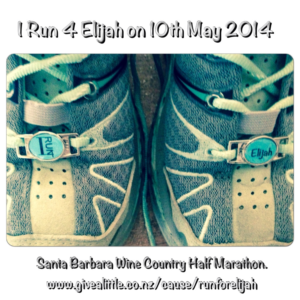 running for Elijah
