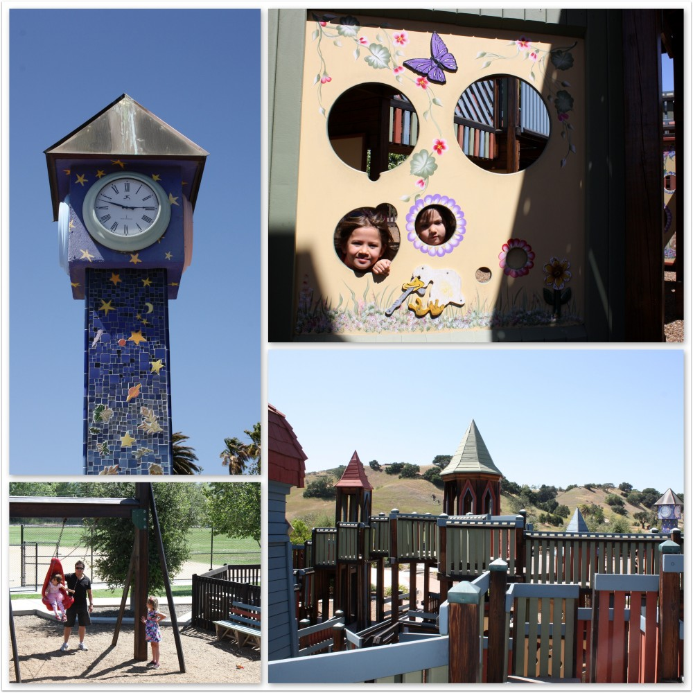 Solvang playground
