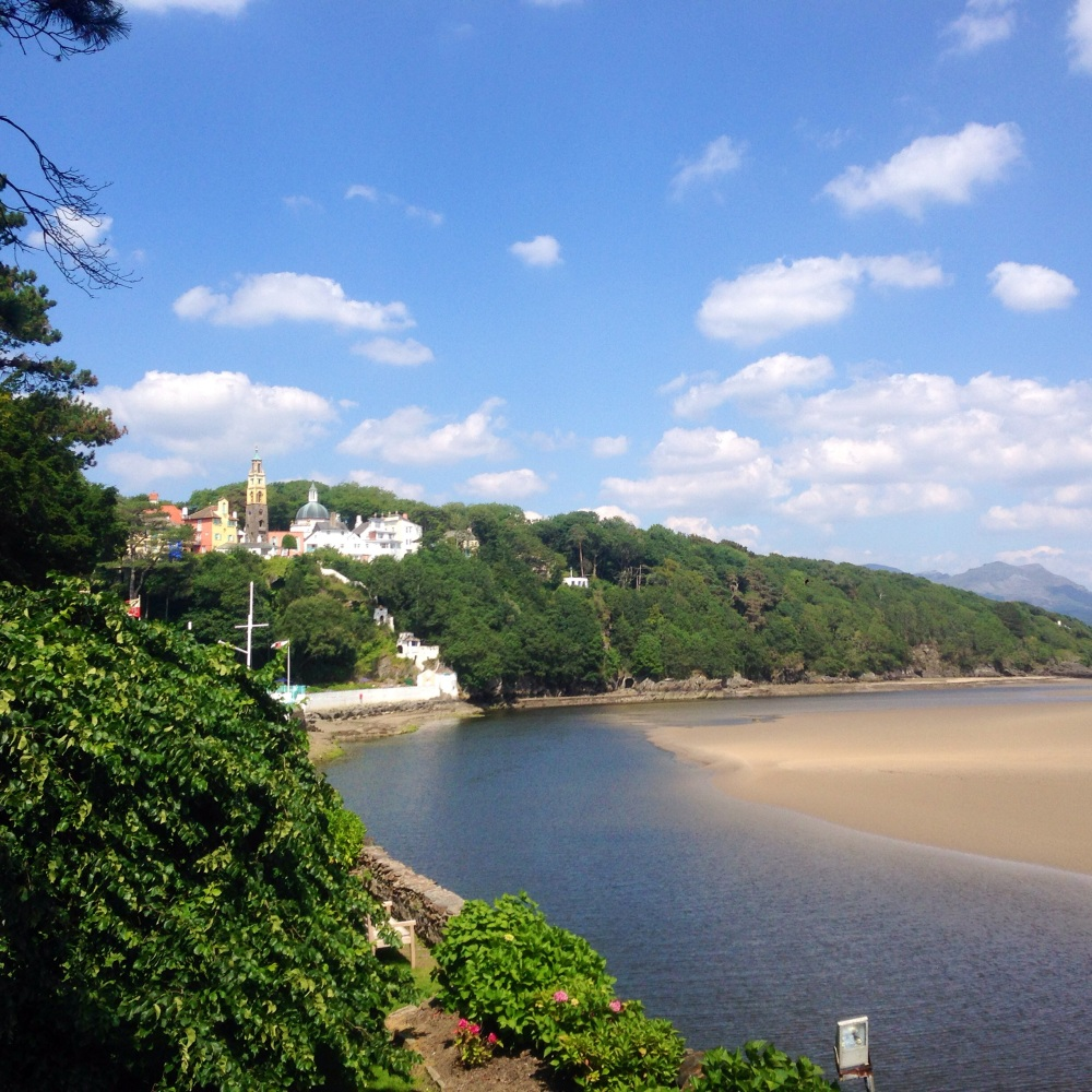 Portmeirion Village North Wales